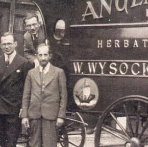 הנהלת מפעל ויסוצקי בפולין, טרום מלחמת העולם ה- 2